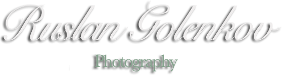 Ruslan Golenkov - Photography Amsterdam