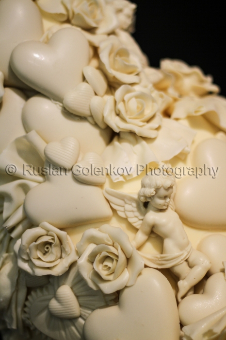 White Chocolate Carving - Slattery